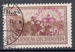 LIECHTENSTEIN - Michel - 1934 - Nr 17 - Gest/Obl/Us - Service