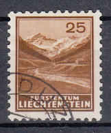 LIECHTENSTEIN - Michel - 1934 - Nr 131 - Gest/Obl/Us - Liechtenstein