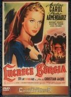 Lucrèce Borgia - Film De Christian Jaque - Martine Carol - Pedro Armendariz - Louis Seigner . - Drama