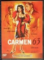 CARMEN 13 - Giovanna Ralli - Lino Ventura - Jacques Charrier . - Drama