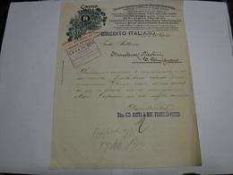 OZIERI    --- SASSARI  ---     G. B. &  A.  FRATELLI PINTUS  -- FABBRICA LIQUORI - DOLCERIE - Italia