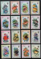 Montserrat 1981 Spadefish  Short Perf . On $ 10 - Montserrat