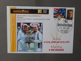 Tennis, Australian Open, Martina Hingis, Anna Kournikova - Tennis