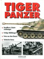 Tiger Panzer. Roger Ford - Allemand