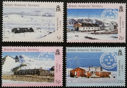 British Antarctic Territory 2003 Bases And Postmarks LOT - Oceania (Other)