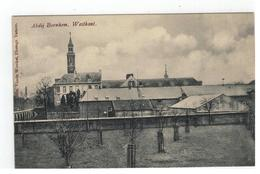 Bornem Abdij Bornhem - Westkant 1913 - Bornem