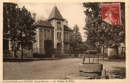 """Coulonges Sur L'autize - Le Champ De Foire - Place - Une """" Villa """" Maison Bourgeoise - Animation - Coulonges-sur-l'Autize"""