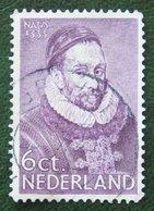 6 Ct Herdenkingszegels Willem I NVPH 254 (Mi 259) 1933 Gestempeld / USED NEDERLAND / NIEDERLANDE - Period 1891-1948 (Wilhelmina)