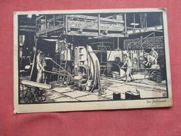 Friedd. Krupp A.G. Essen  Das Puddelwerk ,    Ref 3419 - Industry