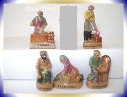 Metiers Antiques ...Lot De 6 Fèves.. Ref AFF : 30-2001 (002) - Personnages