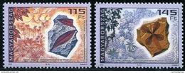 Hungary (2016) - Set - /  Minerals - Mineraux - Minéraux