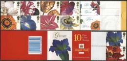 Gran Bretaña Carné 1925 ** 10 Sellos De 1st. 1997 - Carnets