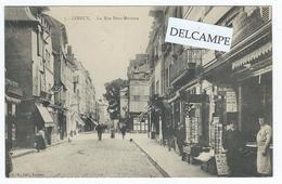 LISIEUX (14) - La Rue Pont-Mortain    -     (Marchand De Cartes Postales) - Lisieux