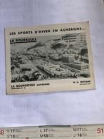 La Bourboule - Tourism Brochures