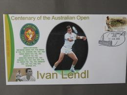 Tennis,  Australian Open, Ivan Lendl - Tennis