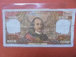 FRANCE 100 FRANCS 1971 CIRCULER - 1962-1997 ''Francs''