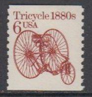 USA 1985 Tricycle 1880s 1v ** Mnh (43133J) - Verenigde Staten
