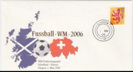 Scotland 2006 World Cup FIFA Football Germany - Preparation Games Scotland-Schweiz In Glasgow (G100-42) - 2006 – Allemagne