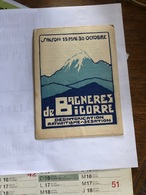 Bagneres De Bigorre - Tourism Brochures