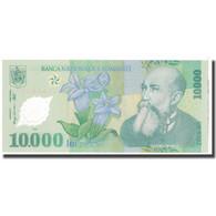 Billet, Roumanie, 10,000 Lei, 2000, KM:112a, NEUF - Roumanie
