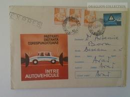 KA403.14 Romania Cover  1969  Expres Bucuresti To Arad - Famous Romanian Paintings Offer Grigorescu Etc - 1948-.... Repubbliche