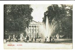 CPA - Carte Postale - Belgique -Bruxelles - Parc Royal-1907 VM3531 - Forêts, Parcs, Jardins