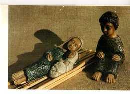 Creche,  Artisanats Des Monasteres De Bethleem, Carnet - Cristianesimo
