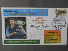 Tennis, Australian Open, Marat Safin - Tennis