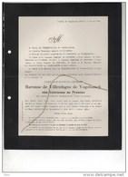 Camille De Villenfagne De Vogelsanck Née Comtesse De Preston Des Lordes Gomanston Pairs Irlande ° 1834+30/5/1903 Zolder - Obituary Notices