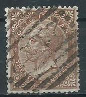Timbre Italie 1863 Yvt 18 - 1861-78 Victor Emmanuel II
