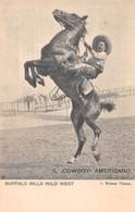 """M08230 """"IL COWBOY AMERICANO-BUFFALO BILLS WILD WEST""""    CART. ORIG. NON SPED. - Altre Tematiche"""