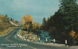 Pharmacie Bujold Pharmacy, Campbellton, New Brunswick - New Brunswick