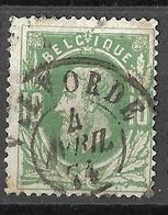 7E-879: N° 30: Dc: VILVORDE - 1869-1883 Leopold II
