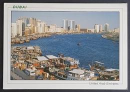 Dubai, United Arab Emirates - Paris France, Used - Emirati Arabi Uniti