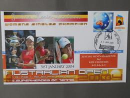 Tennis, Australian Open, Justine Henin - Tennis