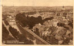 NAMUR....  Timbre Au Dos  Voir Scan - Namur