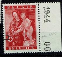 650  **  LV 5  Griffe Devant Croix - Abarten Und Kuriositäten