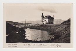 OR394 - VALL D'ARAN - Puerto Bonaigua - Chalet Refugio De La Sociedad Productora - Spain