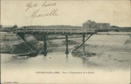 14 COURSEULLES SUR MER / Pont à L'Embouchure De La Seulles / - Courseulles-sur-Mer