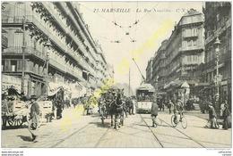 13. MARSEILLE . La Rue Noailles . - Marseille