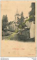 39. EVANS . L'église . - Other Municipalities