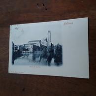 Cartolina Postale Padova, 1920 Chiesa Dei Carmini - Padova (Padua)