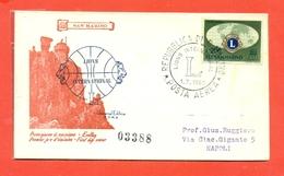 LIONS CLUB - MARCOFILIA -SAN MARINO - 1960 - Francobolli