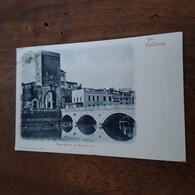 Cartolina Postale Padova, 1920 Ponte Molino Sul Bacchiglione - Padova (Padua)