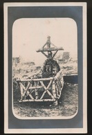 WWI GRAF VAN ROBERT BOHIJN - KRUISHOUTEM 1893 - GESNEUVELT Stuivekenskerke (Tervatebocht) 1914  _ 2 SCANS - Obituary Notices