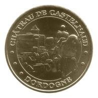 Monnaie De Paris , 2012 , Castelnaud-la-Chapelle , Château , Le Cavalier - Monnaie De Paris