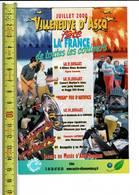 51189 - VILLENEUVE D ASCQ 2000 FETE LA FRANCE - Villeneuve D'Ascq