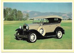 3060w: AK 1931 Model A Deluxe 4-door Phaeton - PKW