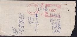 CHINA CHINE CINA  JIANGSU NANJING METER STAMP RARE!! - 1949 - ... Volksrepublik