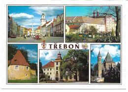 3060u: AK Trebon, Ungelaufen - Tschechische Republik